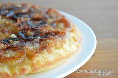 キャラメリゼされたバナナが最高!フライパンで作るカラメルバナナケーキ - Spotlight (スポットライト)