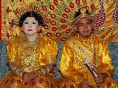 Custom wedding Bugis Makassar