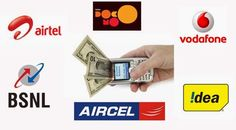 Money Transfer from One Mobile to Another in India
