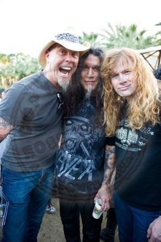 James,Tom & Dave