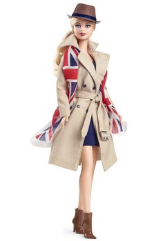 United Kingdom Barbie Doll | Barbie Collector..got alot of great gals coming out in the next couple of weeks..:-)