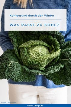 Und wie Kohl zubereiten? Hier entlang für Inspiration. Sauerkraut, Cabbage, Vegetables, Inspiration, Food, Cabbage Recipes, Purple Cabbage, Health, Essen