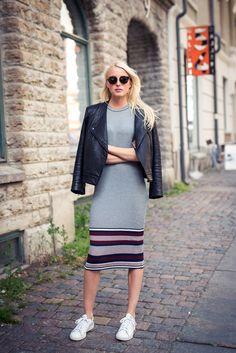 great dress. #EllenClaesson in Stockholm.
