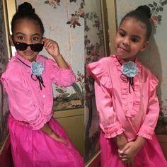 Blue Ivy Carter  / Beyoncé & Jay Z Daughter