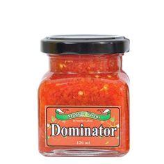 Dominator Habanero Paste Chili, Salsa, Food, Goulash, Foods, Salsa Music, Chili Powder, Restaurant Salsa, Chilis