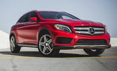 Is the 2015 Mercedes-Benz GLA250 inexpensive? Not our example, and it's not quite a real Benz, either. Full review at Car and Driver.