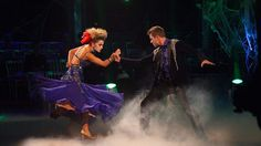 Ashley & Ola - Strictly Come Dancing - Week 6 - Halloween Week