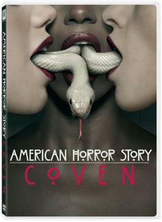 The third season of this horror anthology series is set primarily at a secret school for witches in New Orleans. After an absence in Season 2, Taissa Farmiga returns to the show as Zoe Benson, a young American Horror Story Coven, American Crime Story, American Horror Story Seasons, Dylan Mcdermott, Season 3, Connie Britton, Newest Horror Movies, Evan Peters, New Tv Series