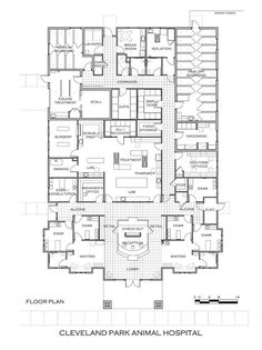 Veterinary floor plan red bank veterinary hospital hospital floor plans of veterinary hospitals photo gallery hospital design malvernweather Images