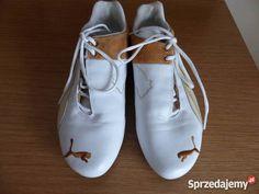 Eleganckie buty sportowe PUMA biały mazowieckie