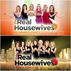 The Real Housewives Of Orange County And The Real Housewives Of New York City Continue To Pull In Strong TV Ratings For Bravo!