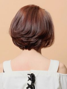 27 Best Stacked Bob Hairstyles of 2019 - Style My Hairs Haircuts For Medium Hair, Short Bob Hairstyles, Hairstyles Haircuts, Medium Hair Styles, Curly Hair Styles, Short Hair With Layers, Short Hair Cuts For Women, Shot Hair Styles, Hair Trends