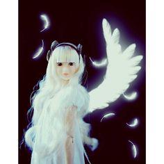 りょうつ:天使 #momokogr