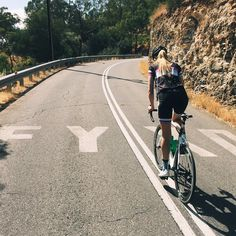 """Adrienne on Instagram: """"First ride back in two weeks - I asked Shaun what corkscrew was like as we were coming down montecute ... its one climb in Adelaide I've never done. Yeah.... Well.... Wow. Might build up to that one and get a 50/34 on before I head back  #jesuschrist"""""""