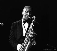 Sonny Rollins performing Copenhagen November 1966