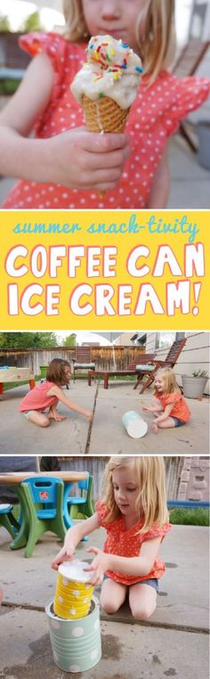 Coffee Can Ice Cream