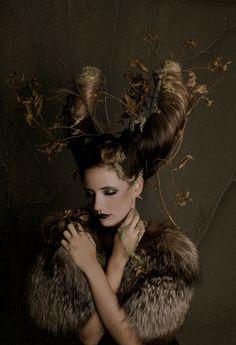 Photographer: Rachel Jordan - Two Little Starfish Hair: Kyra Williamson Model: Tara Penney
