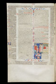 Cologny, Fondation Martin Bodmer / Cod. Bodmer 75 – Gratianus, Decretum (cum glossa ordinaria) / f. 258v