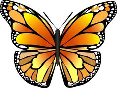 """Photo from album """"Рисованные бабочки"""" on Yandex. Butterfly Drawing, Butterfly Fairy, Glass Butterfly, Butterfly Painting, Butterfly Crafts, Butterfly Wallpaper, Dot Painting, Fabric Painting, Stained Glass Patterns"""