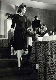 1940's - Fashion in war time