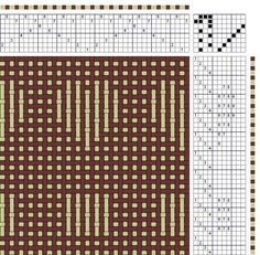 Gangewifre Weaving: Stitched Double Weave