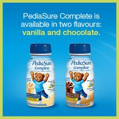 Canada Coupons: Save Up to $4 on PediaSure Products!