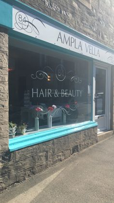 Our exterior on Kingussie high street