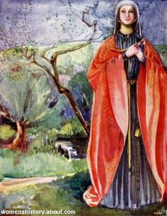 Women's Clothing in the Time of John, Hadwisa of Gloucester, and Isabella of Angouleme