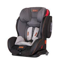 Accesorii bebelusi :: Scaune auto copii :: Scaune auto 9-36 kg :: Scaun auto Corto cu ISOFIX Gri Coletto