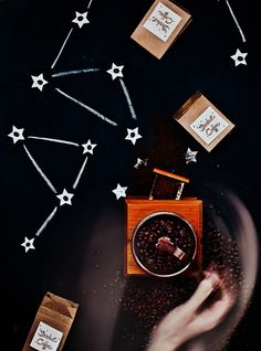 Stardust Coffee by Dina Belenko on 500px