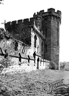 stafford castle | Photo of Stafford, the Castle c1950 - Francis Frith