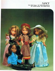Nancy (2) Vestidos Nancy, Nancy Doll, Disney Princess, Baby, Life, Vintage, Spain, Celebs, Patterns