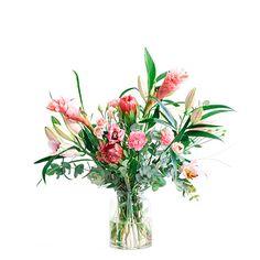 FLOWER BOMB - Farbenfrohes Wildblumen Bouquet - Kostenloser Versand - Persönliche Grußkarte gratis #freshflowers #blooms #flowers