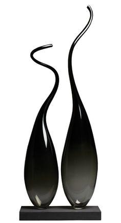 David Thai. Blown Glass Vessels Studiooneglass.Ca
