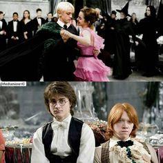 Harry Potter Feels, Cute Harry Potter, Harry Potter Draco Malfoy, Harry Potter Ships, Harry Potter Magic, Harry Potter Tumblr, Harry Potter Pictures, Harry Potter Jokes, Harry Potter Cast