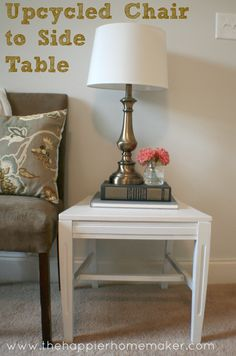 10 Ways to Repurpose Old Chairs - Dukes & Duchesses