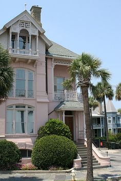 Little Pink Houses for You and Me ... Charleston SC