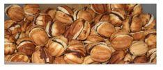 nuci umplute de post1 Almond, Garlic, Vegetables, Food, Salads, Essen, Almond Joy, Vegetable Recipes, Meals