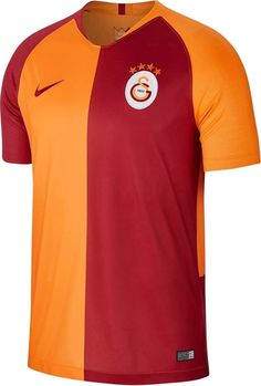 366263e295e Galatasaray S.K. Spor Kulübü Football club Nike TURKISH Home 2018 - 19  FÚTBOL SOCCER CLUB KIT CALCIO SHIRT JERSEY FUSSBALL CAMISA TRIKOT MAILLOT  MAGLIA BNWT