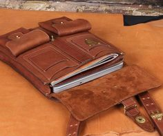 COL_LITTLETON_NO_20_DISPATCH_BAG_1 [I love Col. Littleton's leather goods!] | Bags I Want!!!