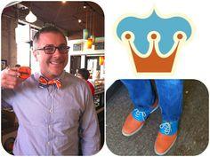 Kevin rockin' his Cupcake pride! #cupcakempls