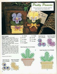 PRETTY PANSIES by DICK MARTIN