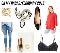 jillgg's good life (for less) | a style blog: on my radar: february favorites for valentines!