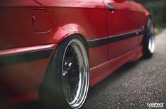 M3DIUM : Ian Higgins' E36 BMW M3 – Canibeat