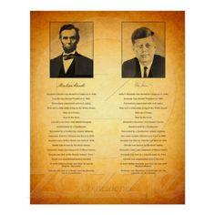 Dash hls comparison essay John F  Kennedy vs Abraham Lincoln