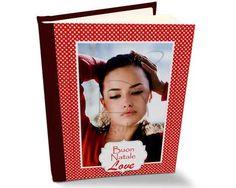 Album Retro Pelle 4 stars, grafica natalizia