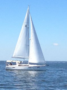 Sailboat on the Chesapeake
