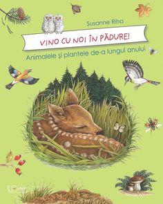Vino cu noi în pădure! – recomandare carte pentru copii