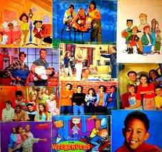 every great show from the 90s