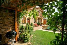 Kuchyně v zahradě | Chatař & Chalupář